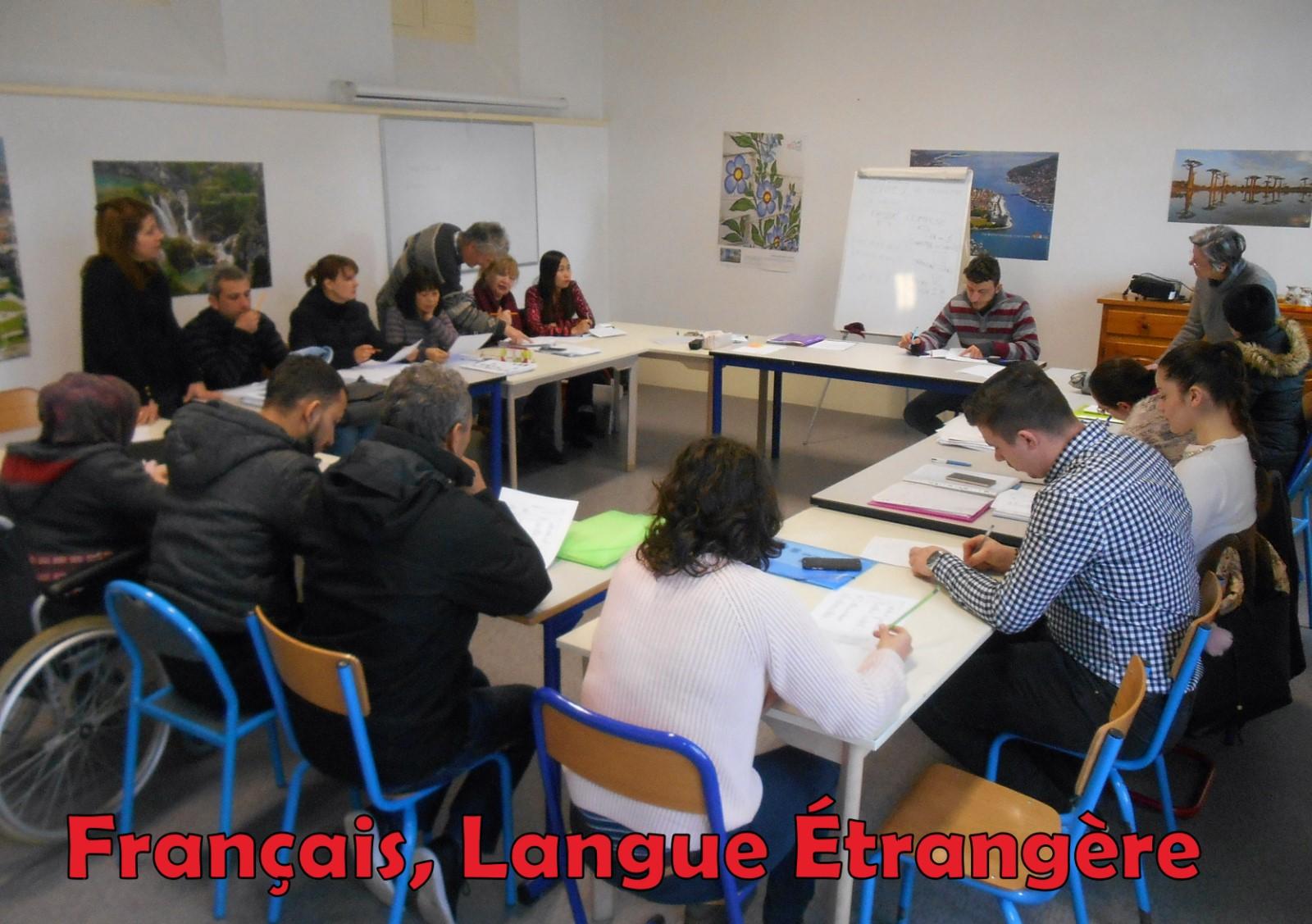 101Français Langue Etrangère G1