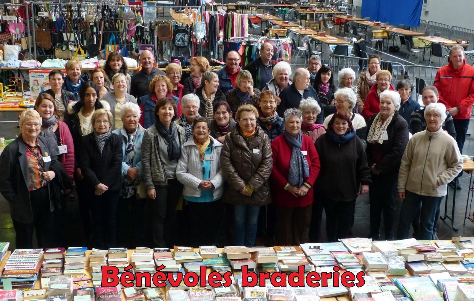 103Bénévoles Braderies Printemps Eté