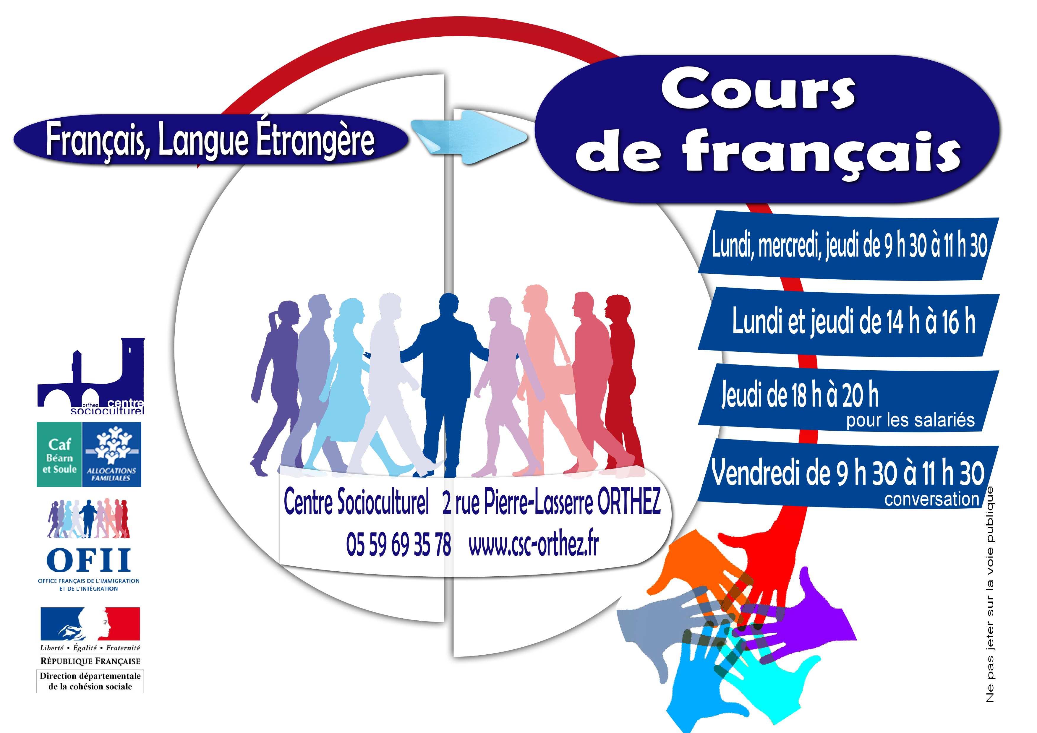 160Francais Langue Etrangere2018-19