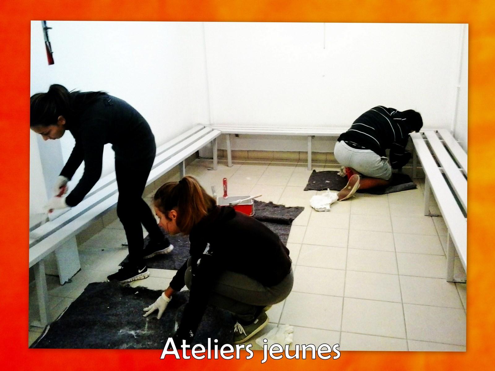 Ateliers Jeunes1