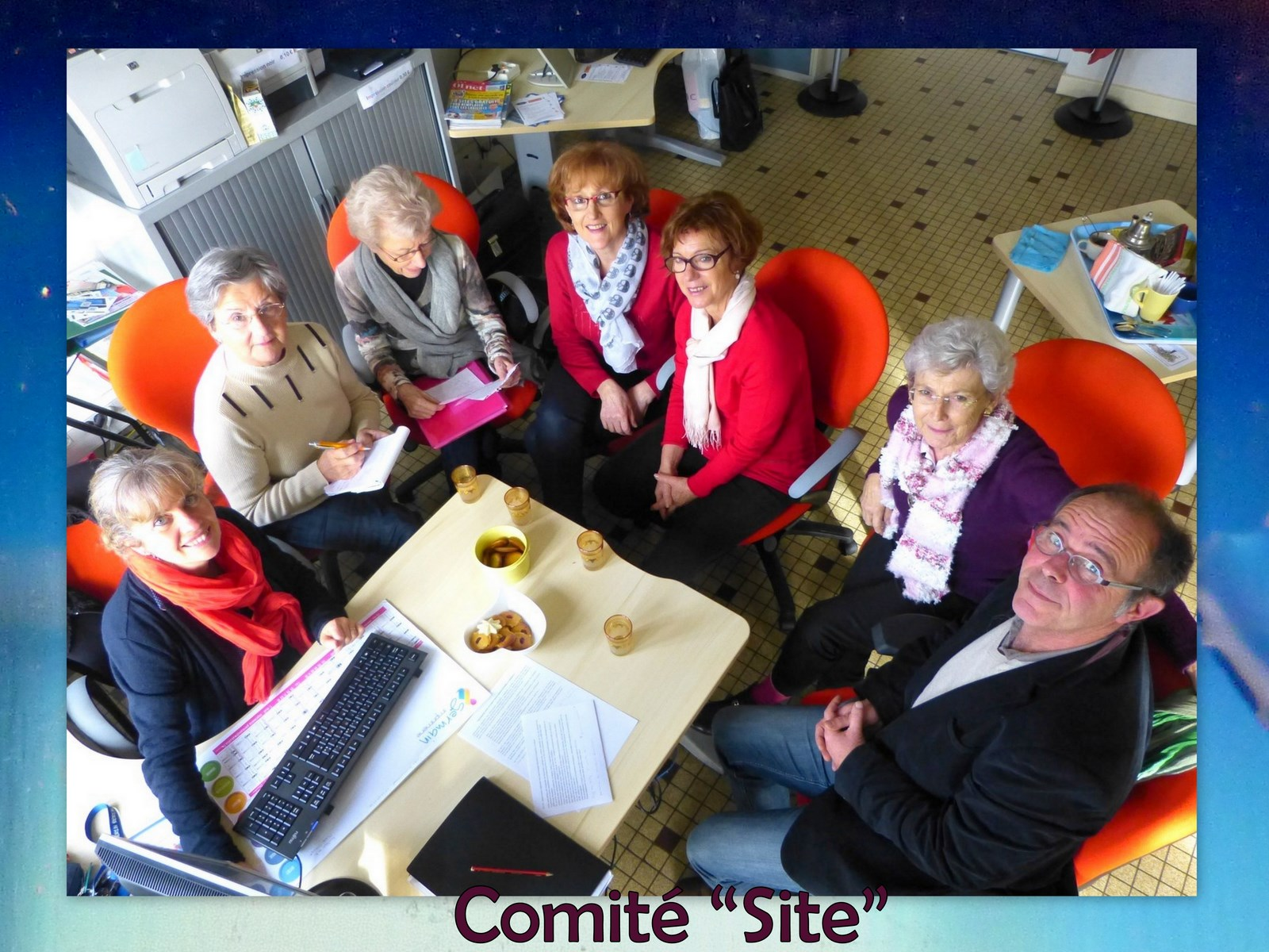 Comité Site
