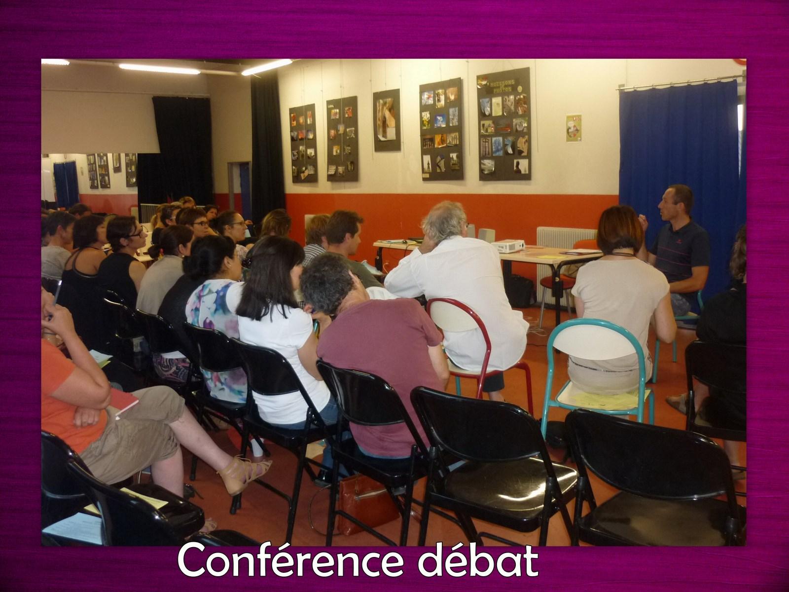 Conférences débat (1)
