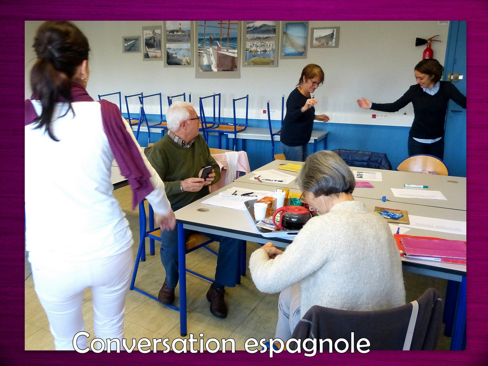 Forum des associations dans le 12e