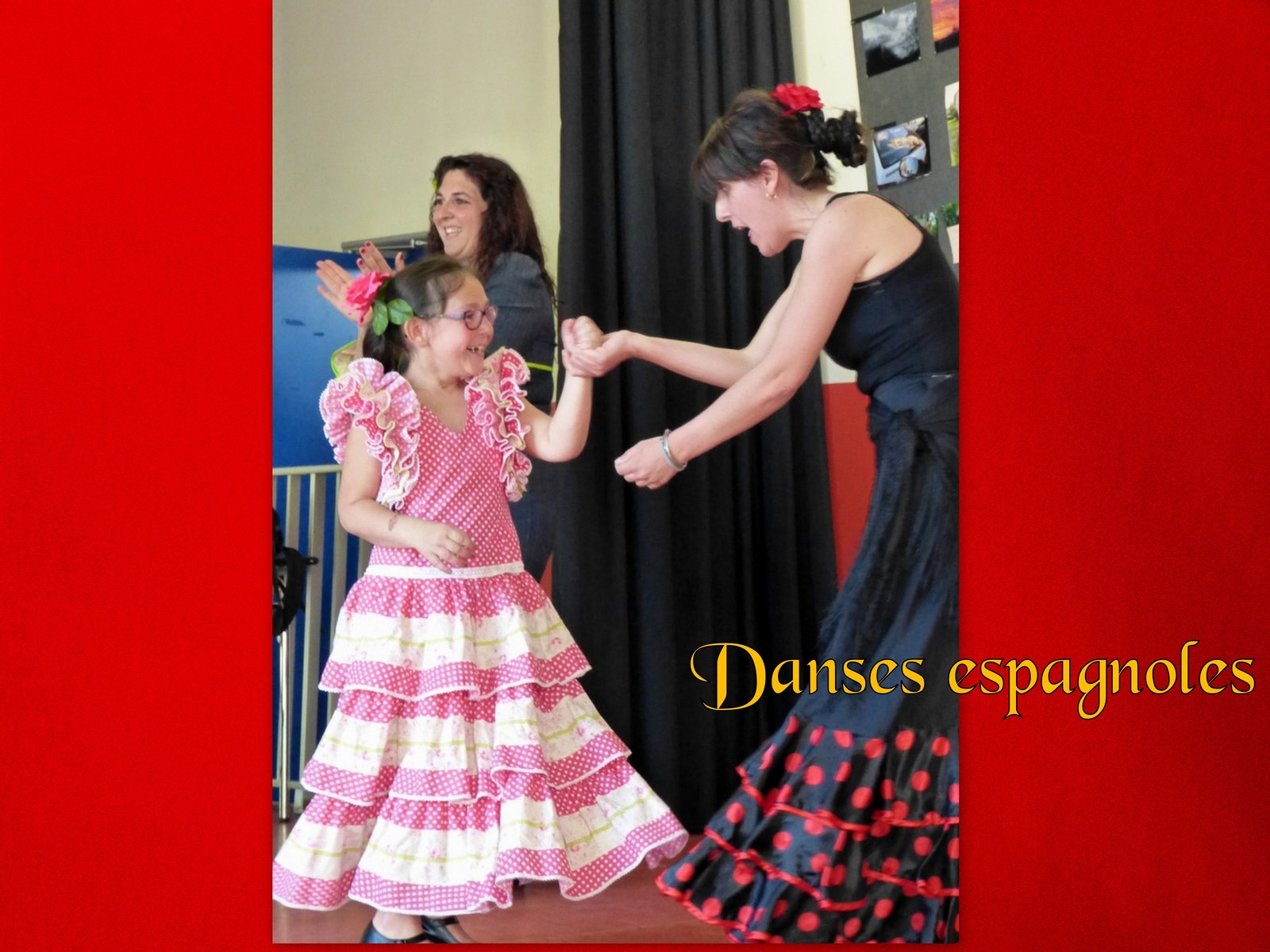 Danses espagnoles