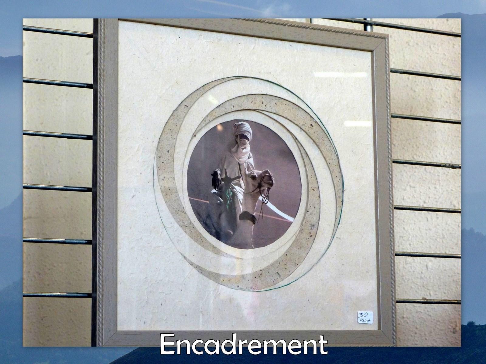 Encadrement (2)
