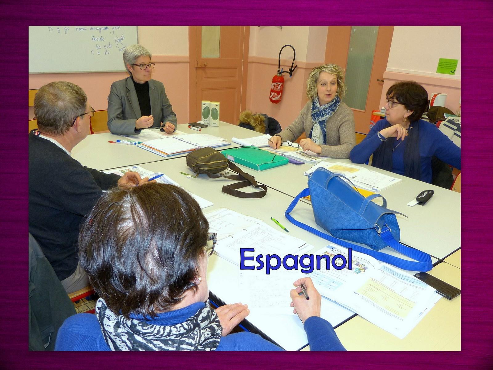 Espagnol (1)