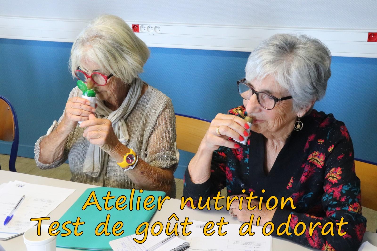Atelier-Nutrition-Test-de-gout-et-dodorat