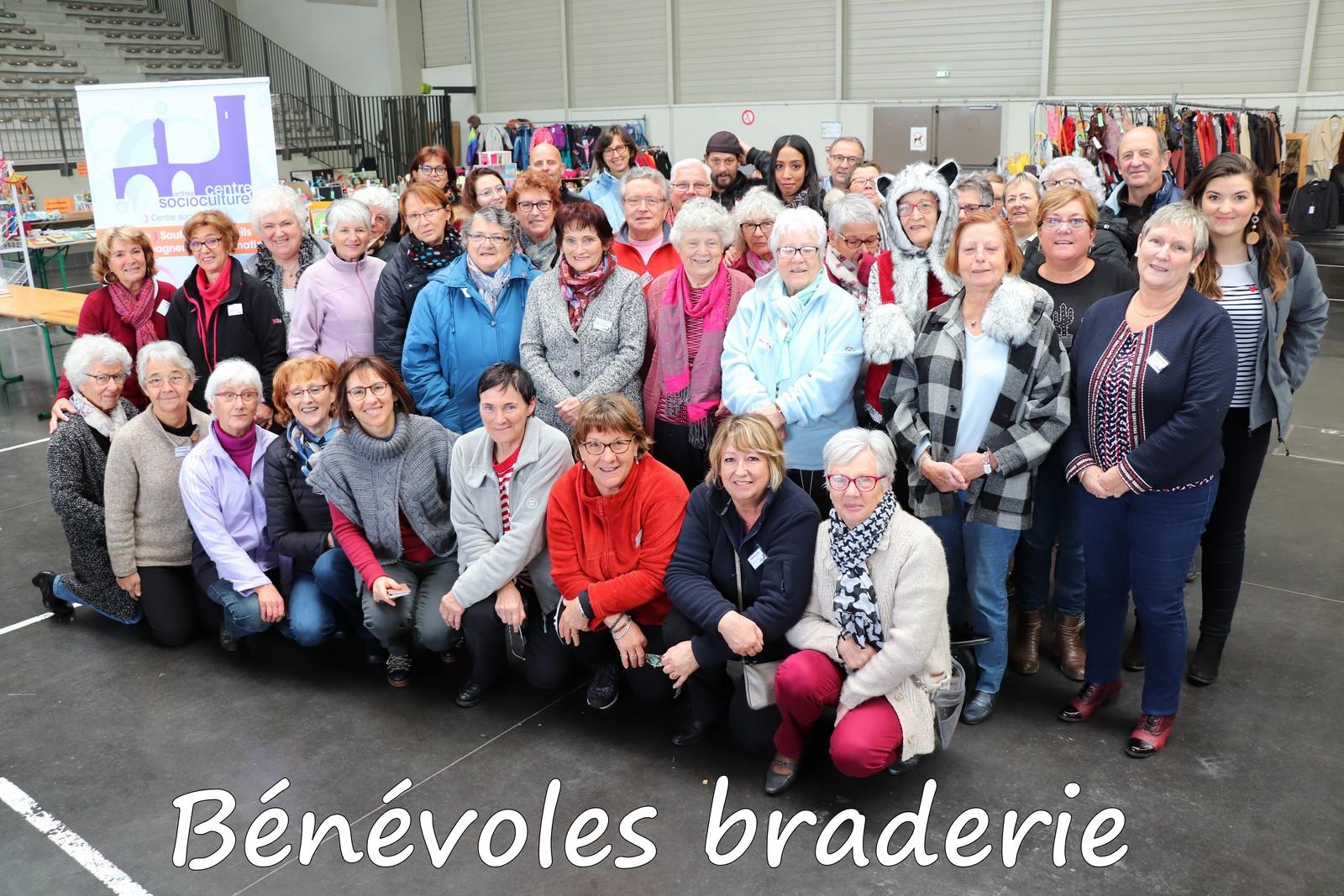 Benevoles-Braderie