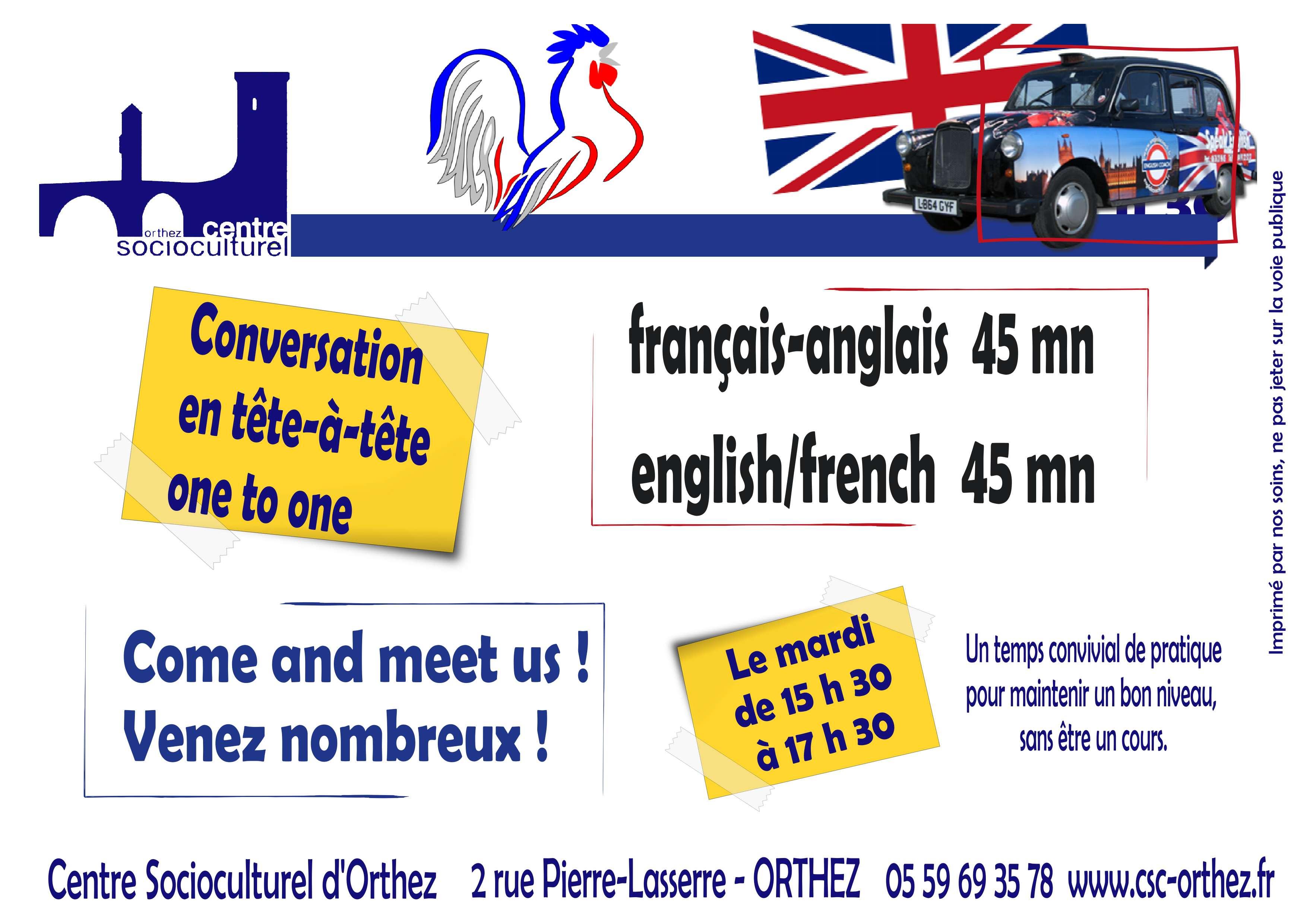Conversations-Anglais