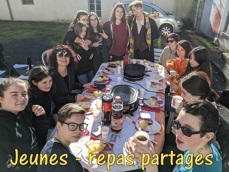 Repas-partages