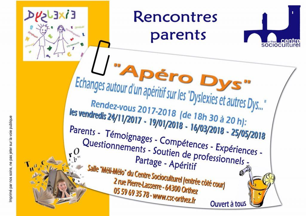 Apero Dys 2017 -2018