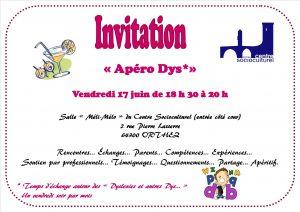 Invitation Dys A4 Juin 2016
