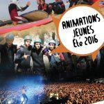 Flyer animations été 2016