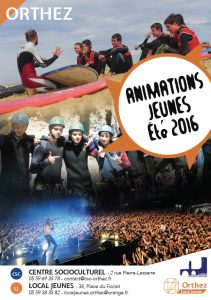 Flyer animations été 2016