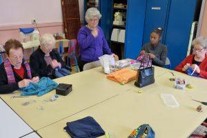 Atelier couture Centre Socioculturel Orthez