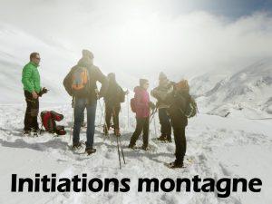 Découverte montagne