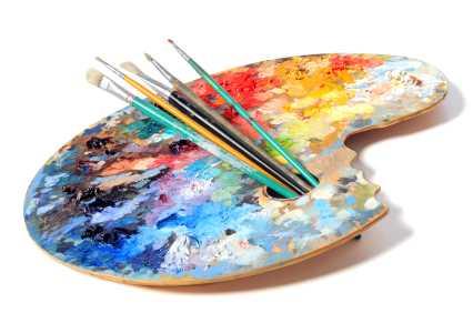 """Résultat de recherche d'images pour """"palette de peinture"""""""