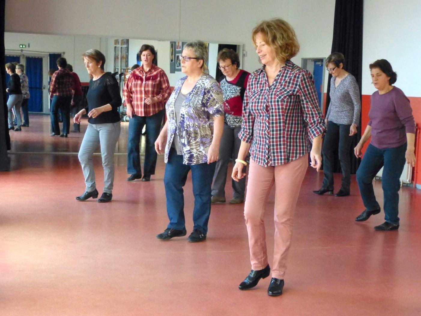 Danse country CSC 2017