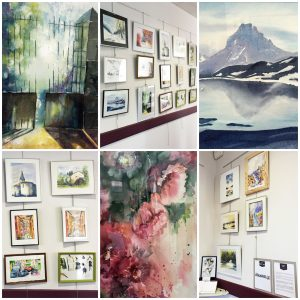 Expo Aquarelle