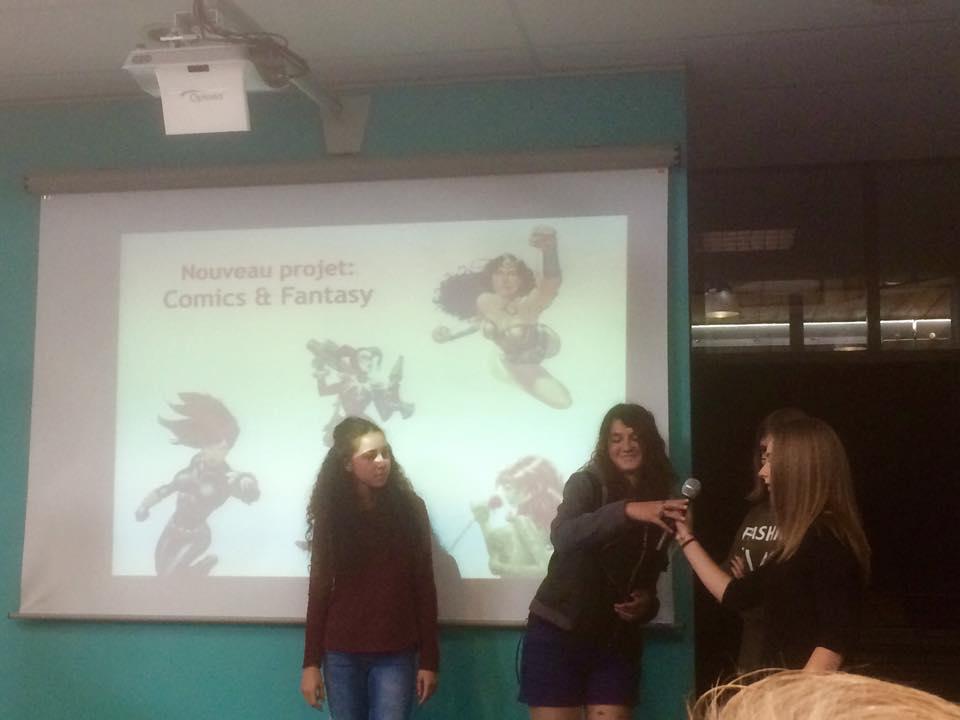 Junior Association Ados de Cheval
