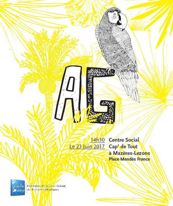 AG Fédération CS 23 juin 17