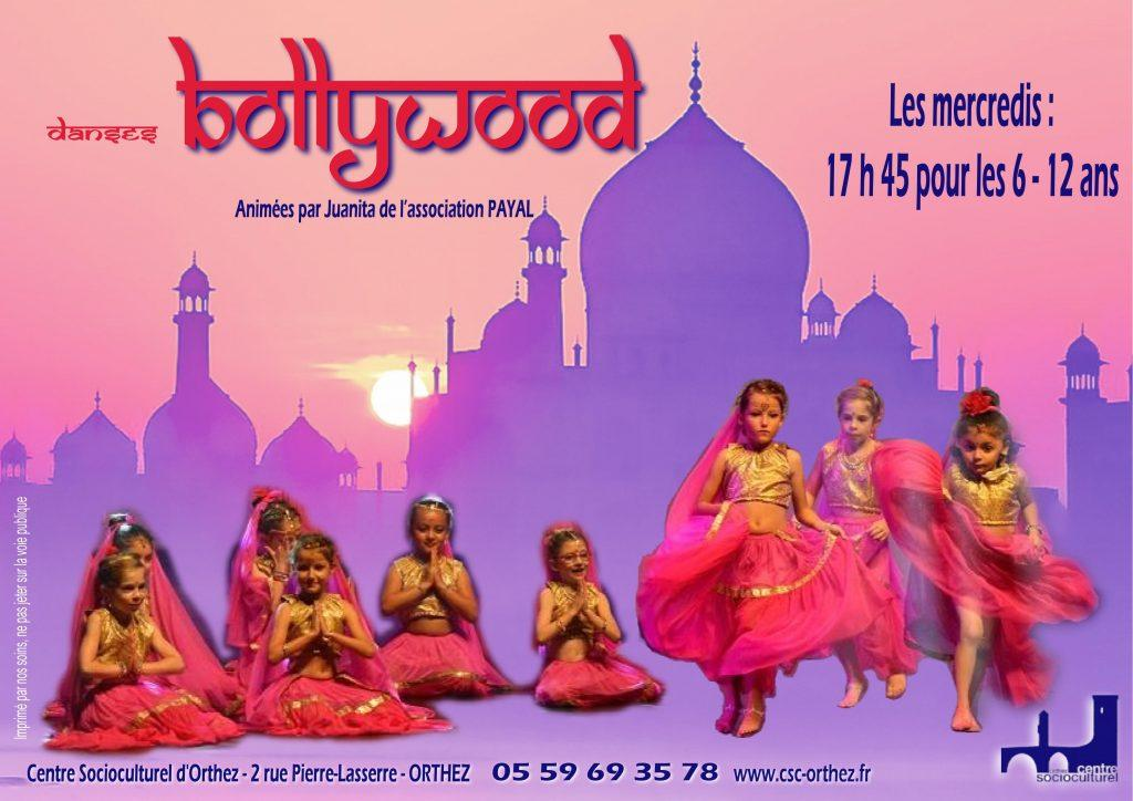 Danses BOLLYWOOD ENFANTS