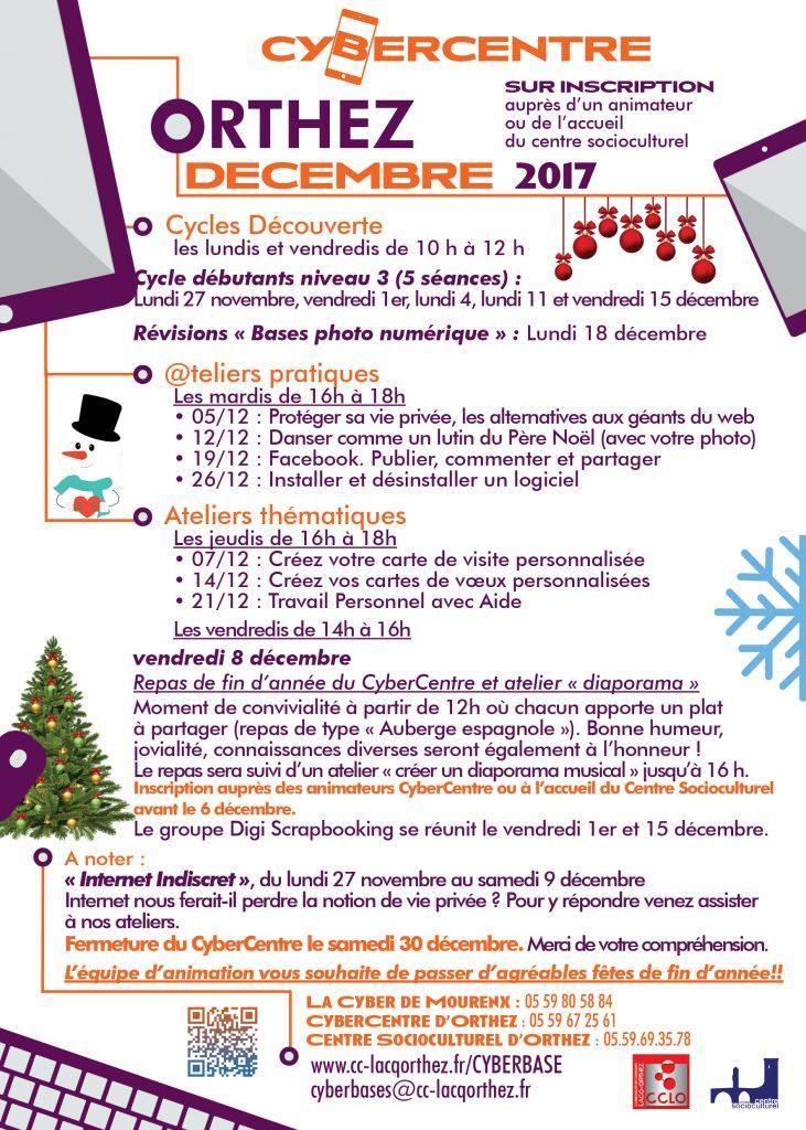 CyberCentre prog_décembre_Orthez