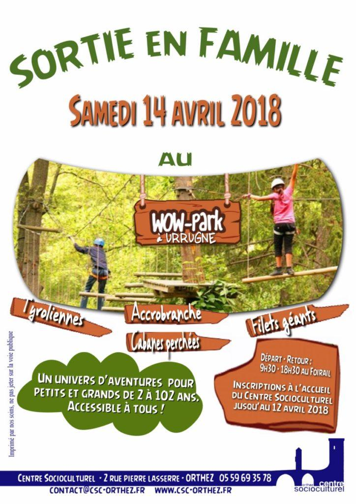 Wow Park 14 avril