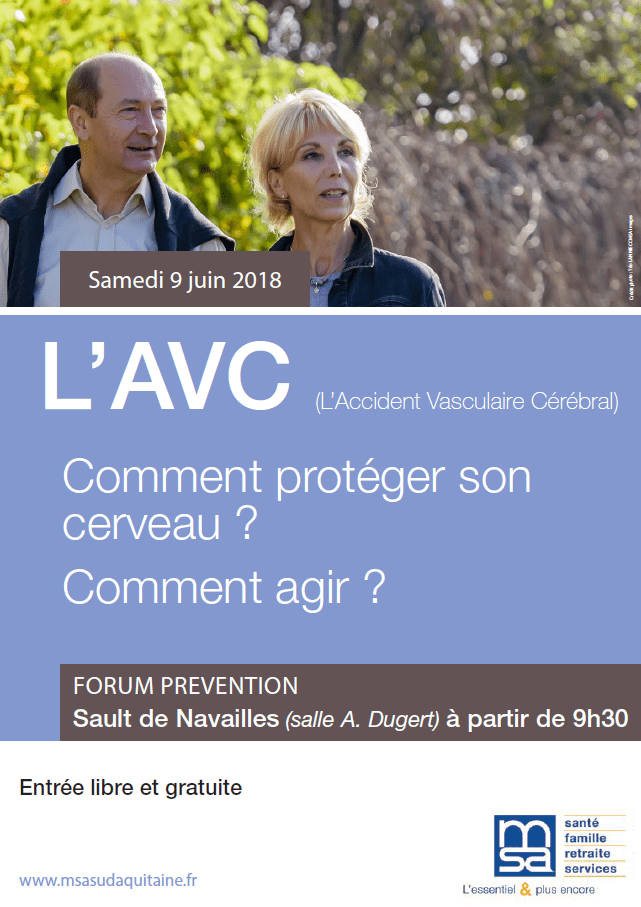 Prévention AVC