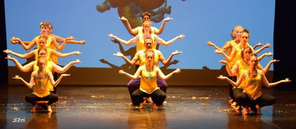 Danses Bollywood