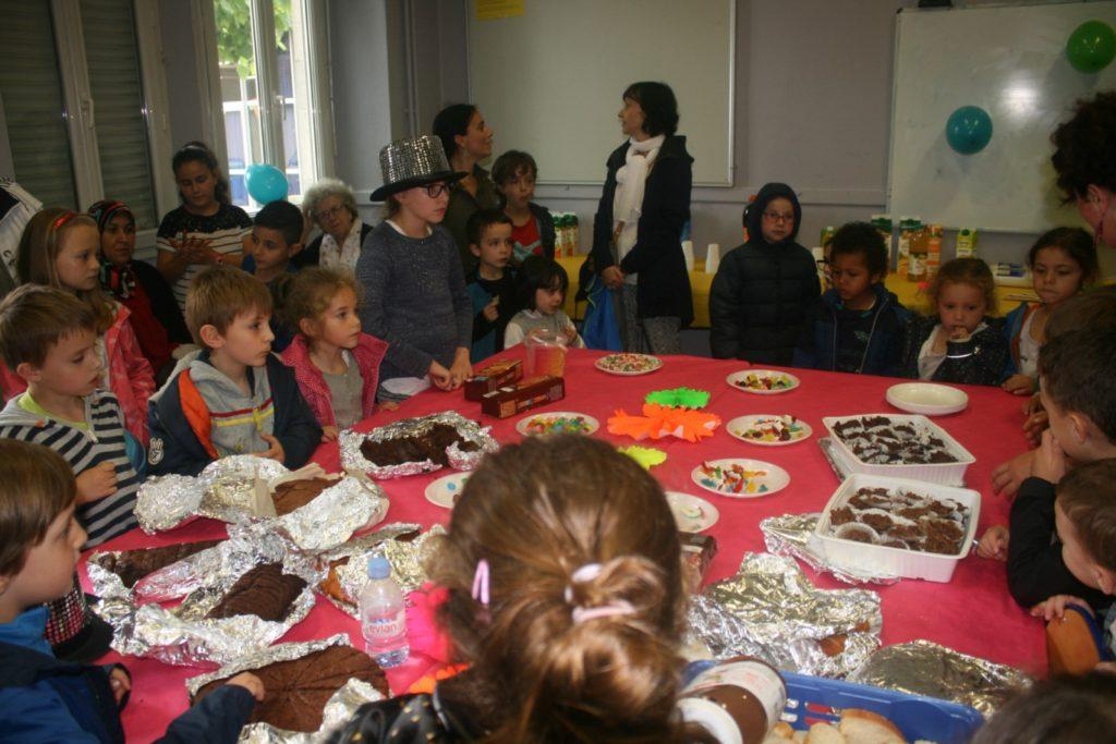 Gouter spectacle Magie