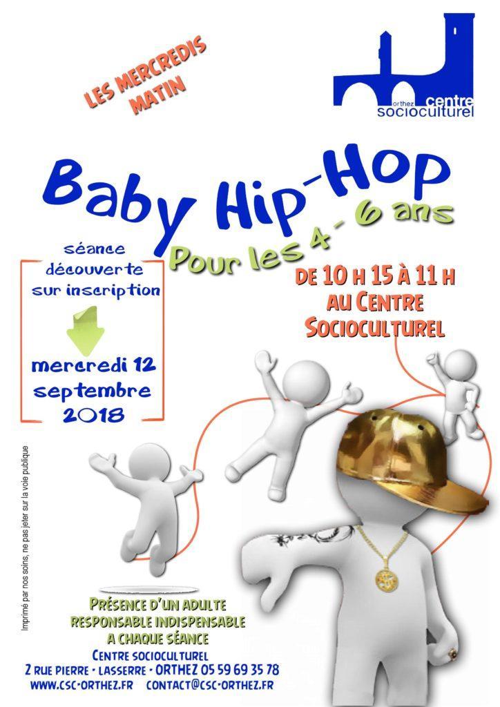Baby hip hop 2018- 2019