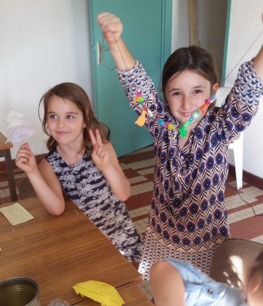 Brico Acteurs Enfants 2018