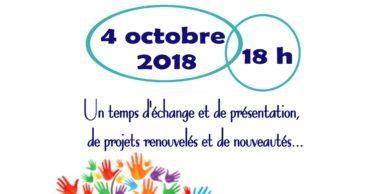 Réunion rentrée 2018