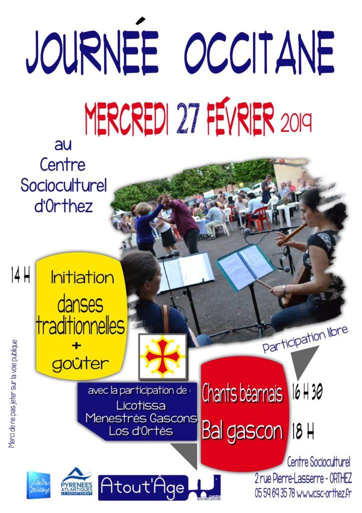Affiche Journée occitane