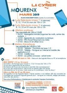 Cyber mars 2019