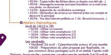CyberCentre avril 2019