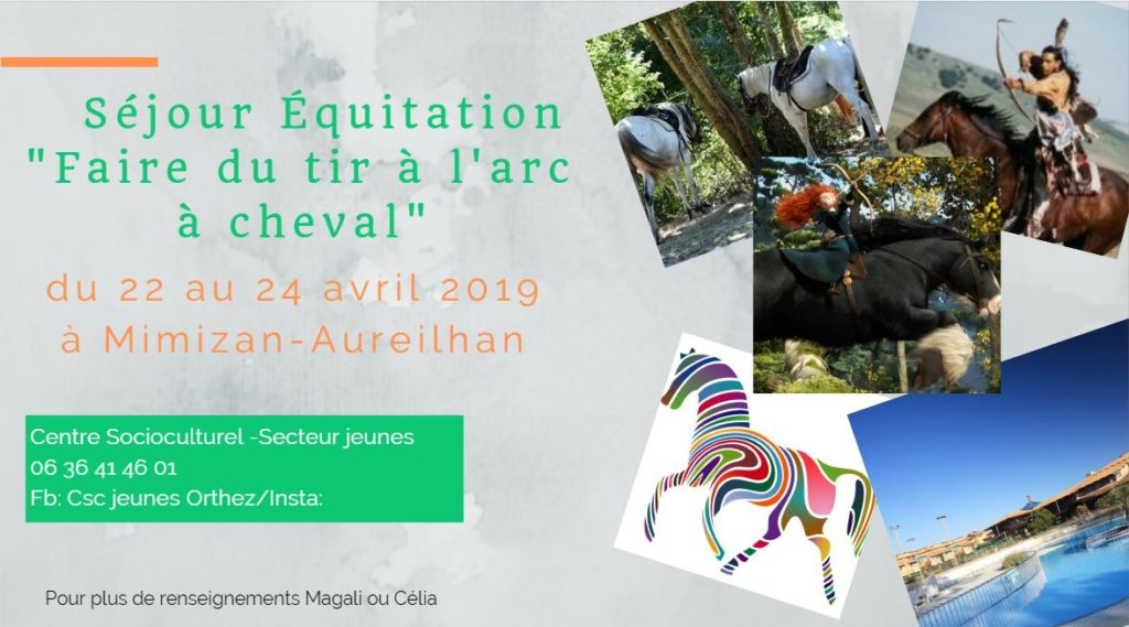 Equitation avril 2019