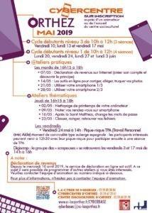 Mai 2019 CyberCentre