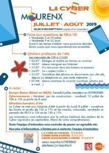 Flyer_Prog_2019_été_Mourenx