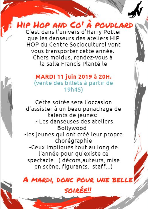 com spectacle hip hop