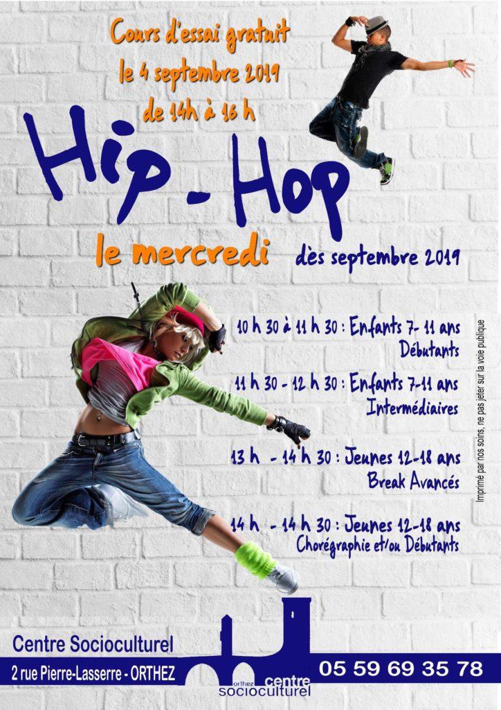Hip-Hop Enfants-Jeunes 2019