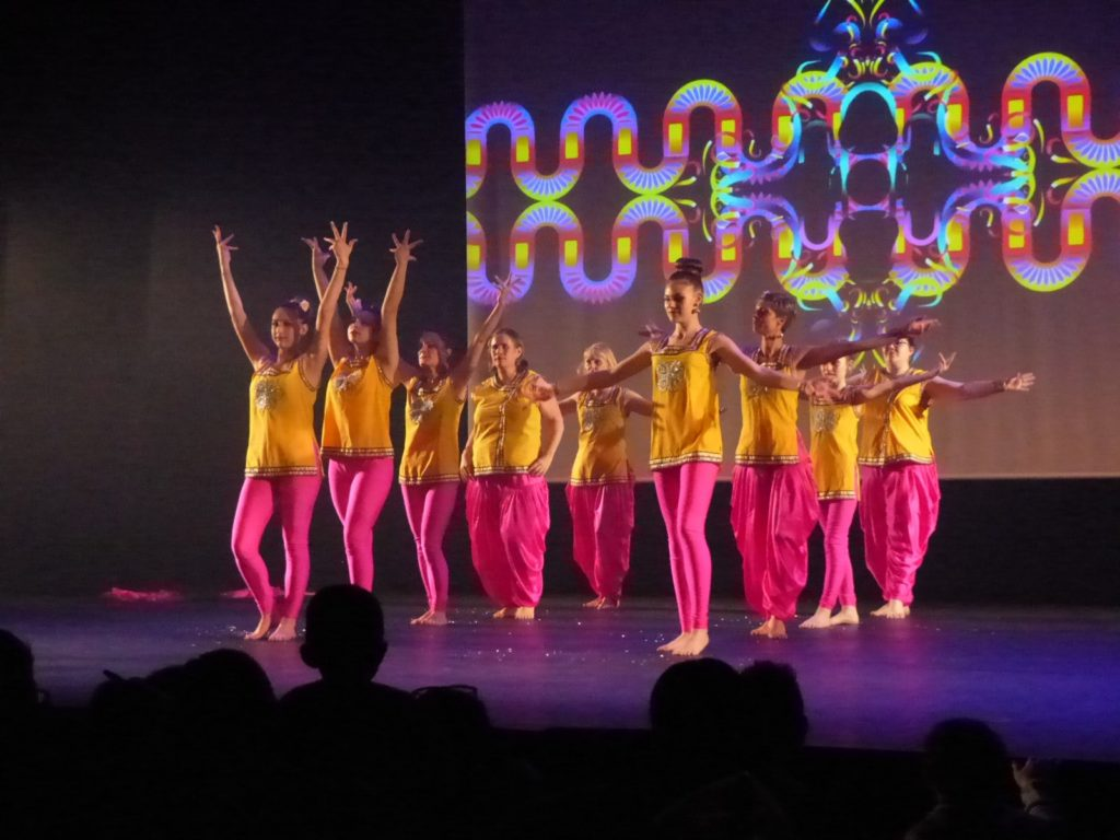 Spectacle danses Bollywood