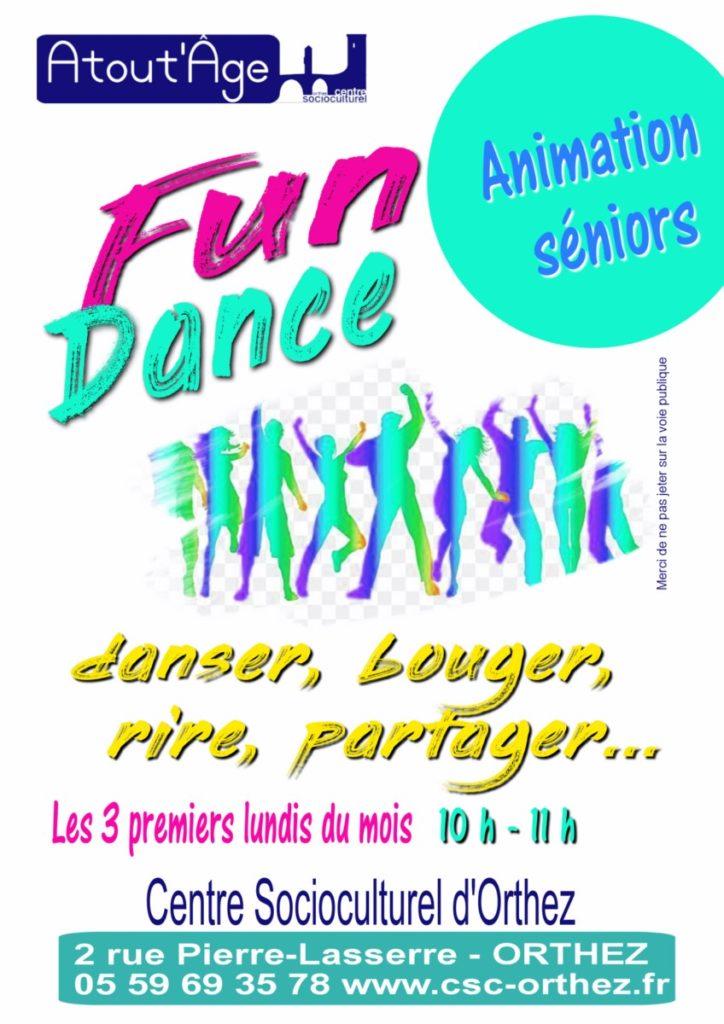 Atoutage Fun dance 2019