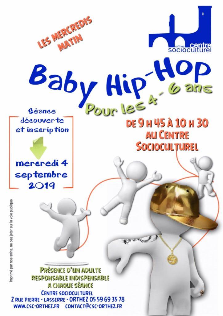 Baby hip hop2019