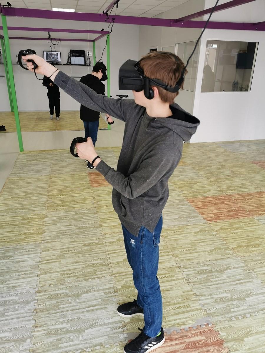 Réalité virtuelle 2020
