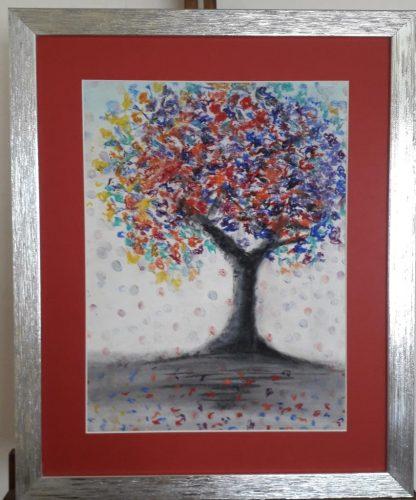 arbre de vie dans le vent