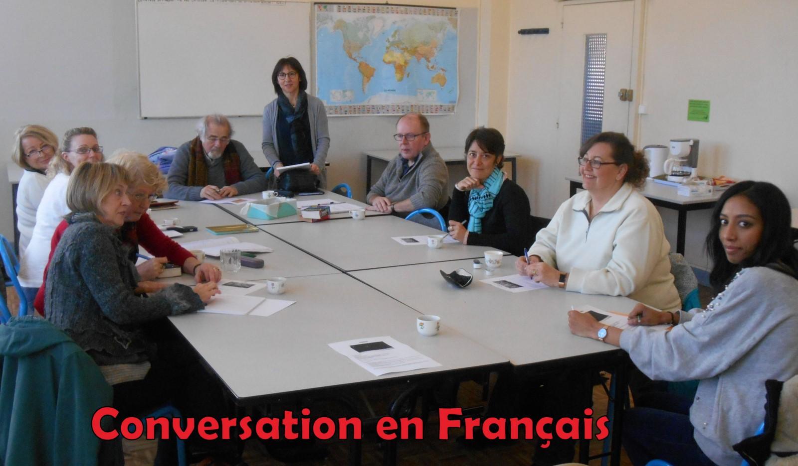 141Conversation en Français