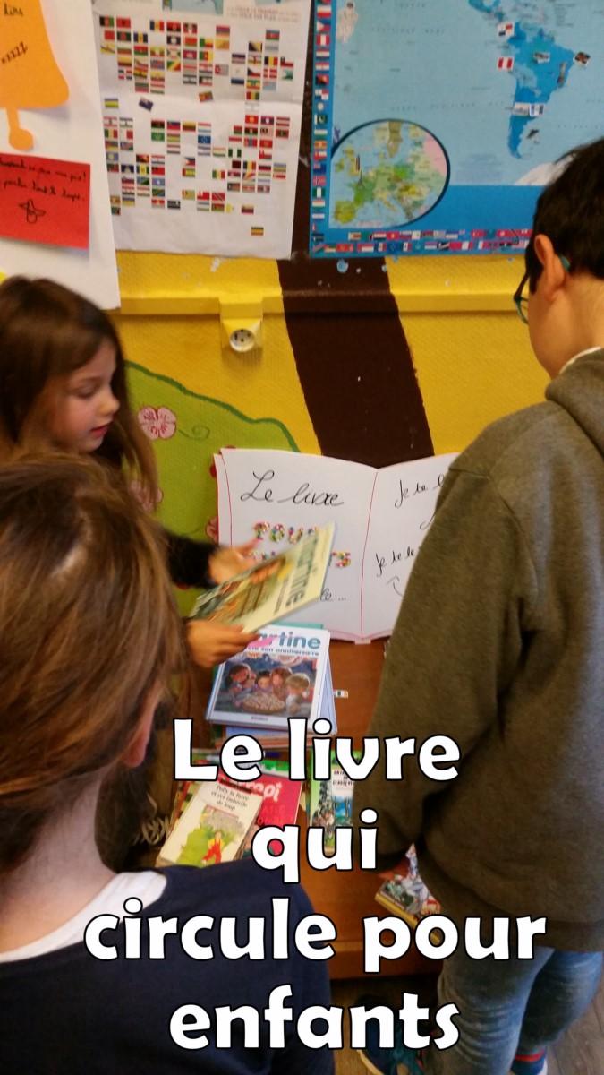 150Le Livre qui circule pour Enfants