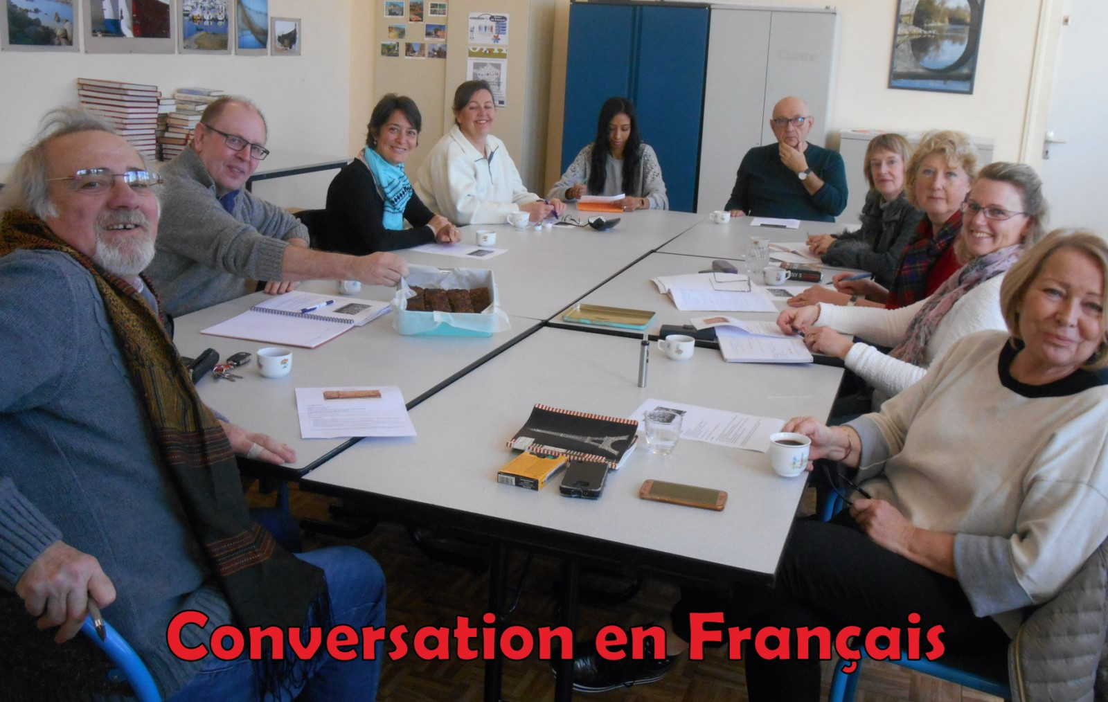 26Conversation en Français (2)